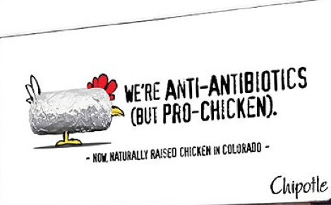 Antibiotic-free fast food is so hot right now