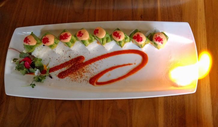 Candlestick roll
