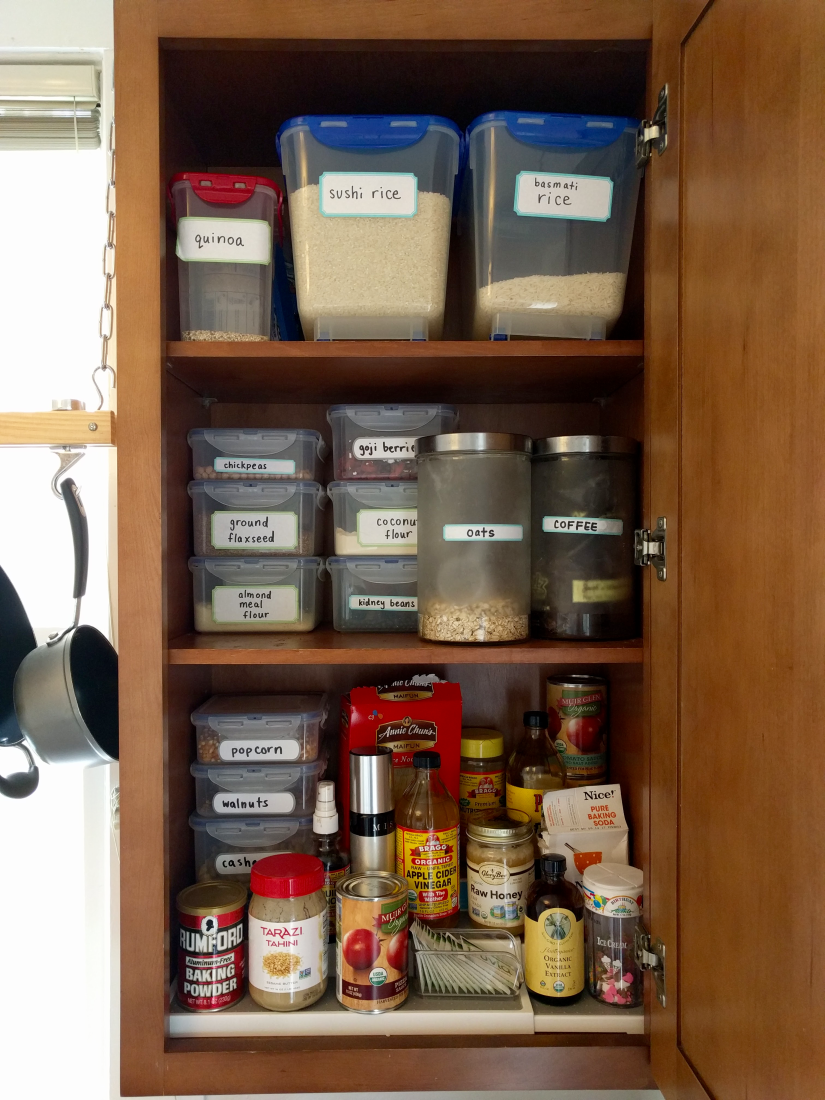 How to organize yourkitchen