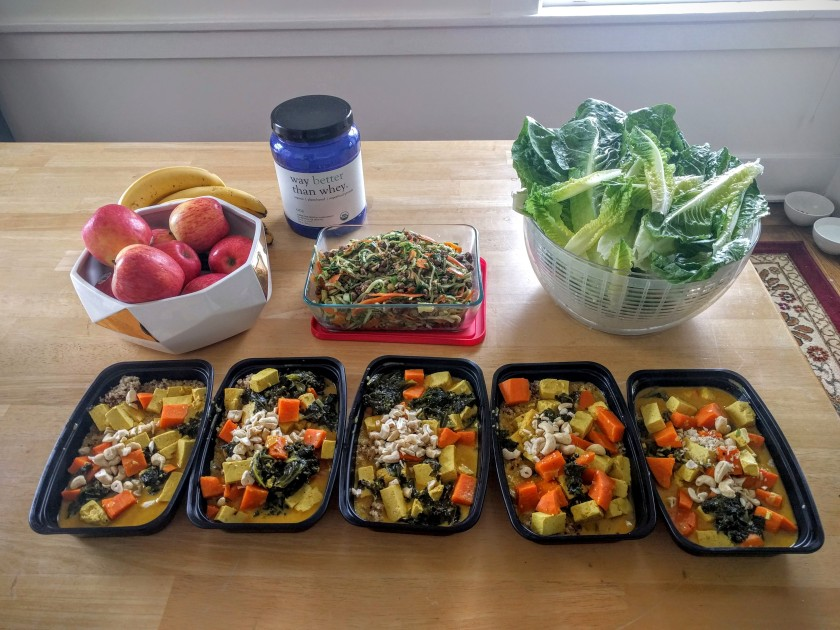 Meal Prep Sunday - Week of July 17 | Project Meal Prep