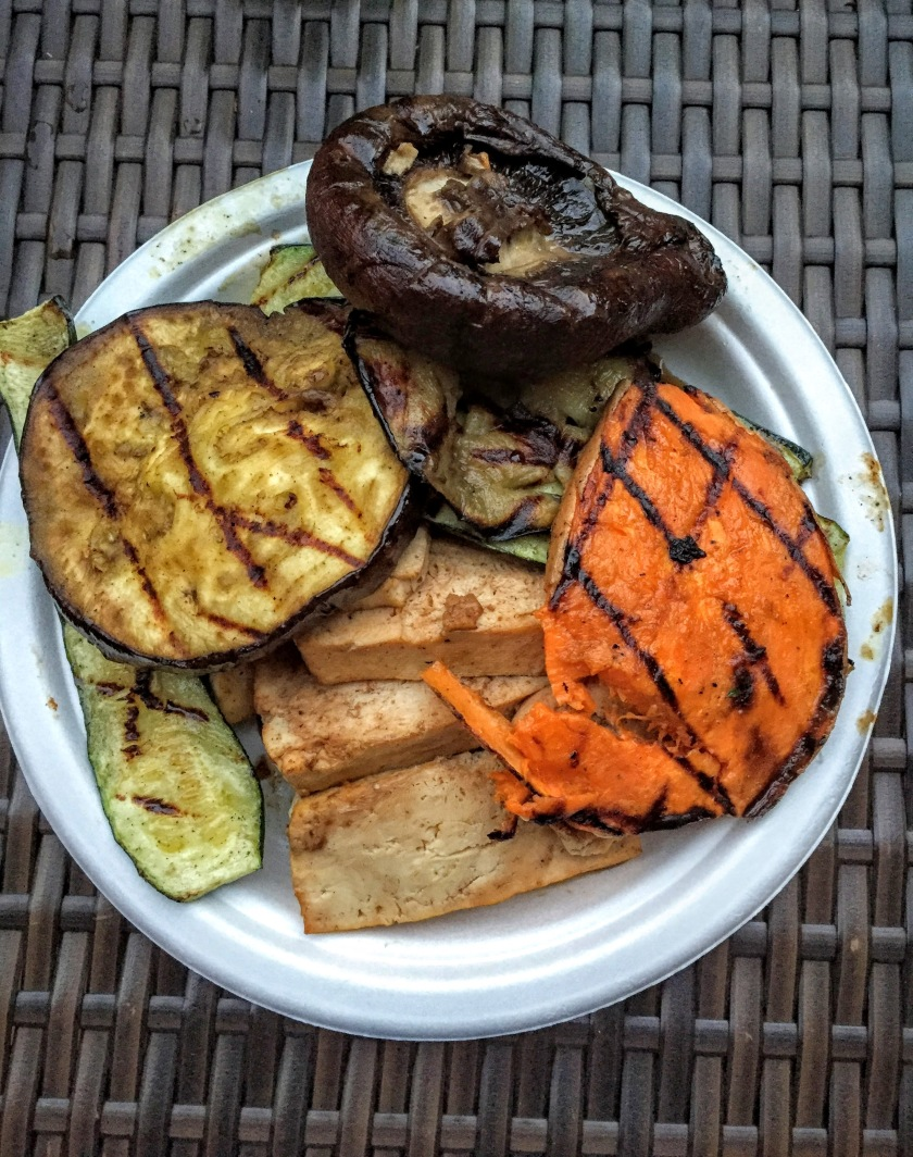 Project Meal Prep | Grilled veggies