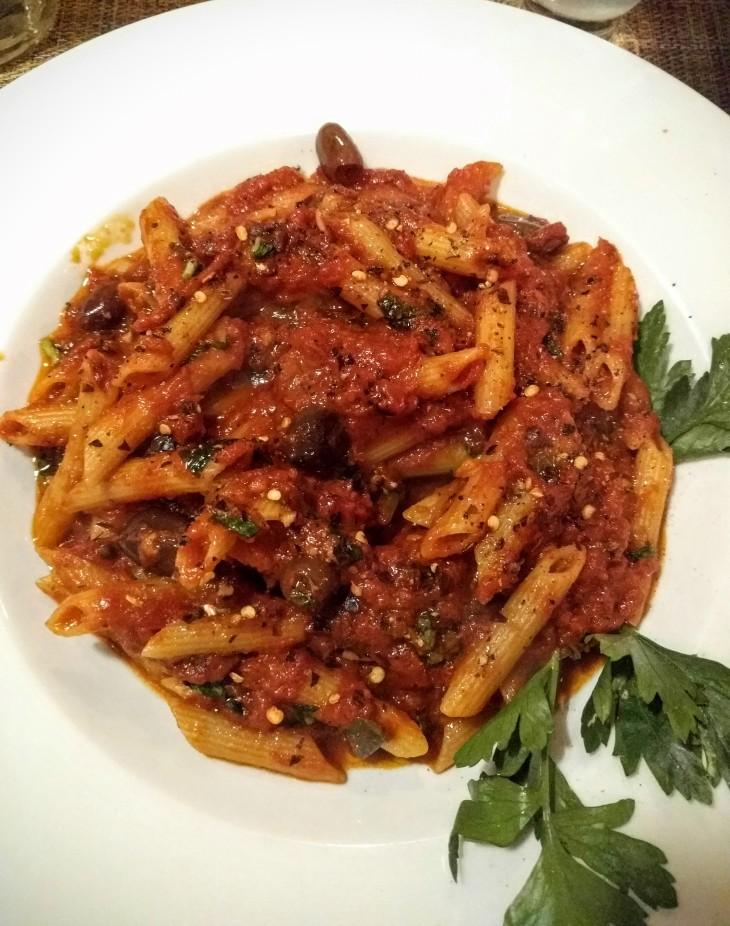 Project Meal Prep | Penne Arrabbiata