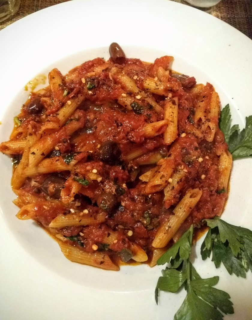 Project Meal Prep | Penne Arrabbiata