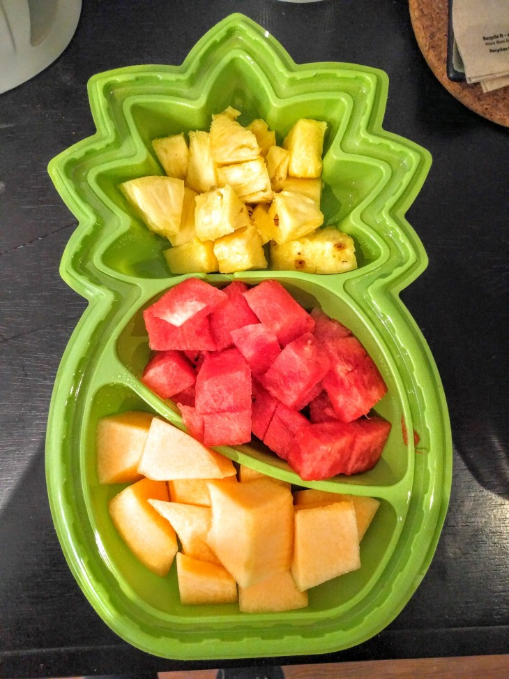 Project Meal Prep | Fruit party tray