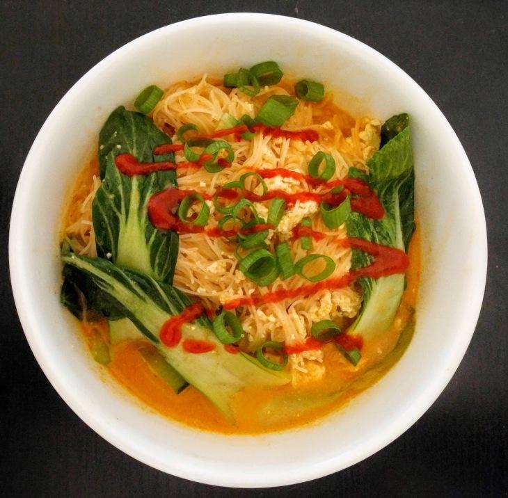 Project Meal Prep | Thai noodle soup