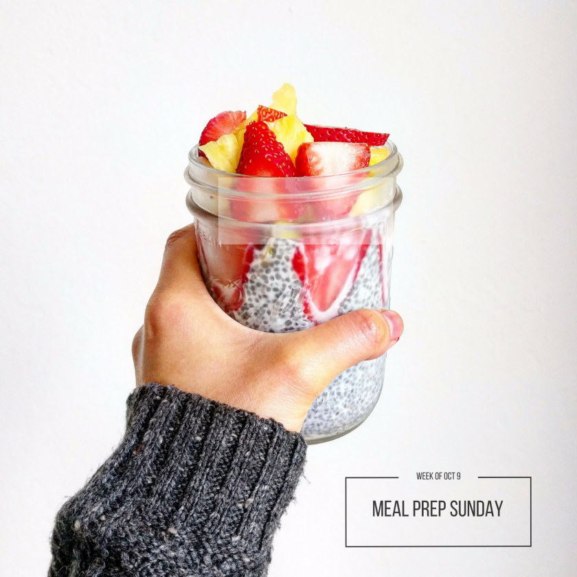Meal Prep Sunday | Project Meal Prep